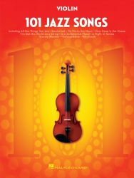 101 Jazz Songs for Violin