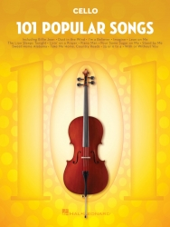 101 Popular Songs for Cello