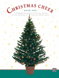Alfred's Christmas Cheer Book 1