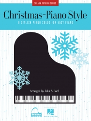 Christmas Solos for Easy Piano
