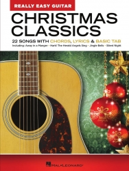 Christmas Classics Really Easy Guitar
