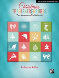 Christmas Treats & Treasures Book 4