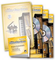 Alfred's Premier Piano Course Success Kit Level 1B