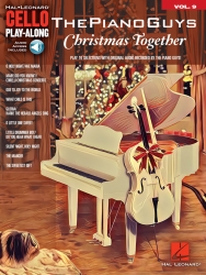The Piano Guys Christmas Together Cello Play A Long