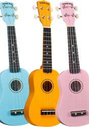 Diamond Head Soprano Ukuleles - Black Friday 20% Off!