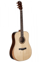 Teton Acoustic Grand Guitar with Arm Rest - STS - Black Friday 20% Off