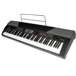 Medeli Digital Stage Piano with Pedal Stand - Black Friday 20% Off