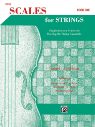 Scales for Strings Cello Book 1