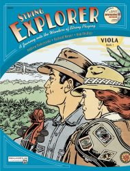 String Explorer for Viola Books 1 & 2